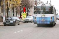 Ситилайт №175702 в городе Кропивницкий(Кировоград) (Кировоградская область), размещение наружной рекламы, IDMedia-аренда по самым низким ценам!