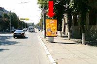 Ситилайт №175707 в городе Кропивницкий(Кировоград) (Кировоградская область), размещение наружной рекламы, IDMedia-аренда по самым низким ценам!