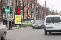 Ситилайт №175708 в городе Кропивницкий(Кировоград) (Кировоградская область), размещение наружной рекламы, IDMedia-аренда по самым низким ценам!