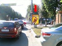Ситилайт №175709 в городе Кропивницкий(Кировоград) (Кировоградская область), размещение наружной рекламы, IDMedia-аренда по самым низким ценам!