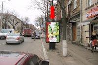 Ситилайт №175713 в городе Кропивницкий(Кировоград) (Кировоградская область), размещение наружной рекламы, IDMedia-аренда по самым низким ценам!