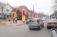Ситилайт №175718 в городе Кропивницкий(Кировоград) (Кировоградская область), размещение наружной рекламы, IDMedia-аренда по самым низким ценам!