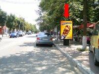 Ситилайт №175721 в городе Кропивницкий(Кировоград) (Кировоградская область), размещение наружной рекламы, IDMedia-аренда по самым низким ценам!
