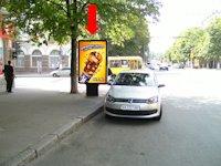 Ситилайт №175722 в городе Кропивницкий(Кировоград) (Кировоградская область), размещение наружной рекламы, IDMedia-аренда по самым низким ценам!