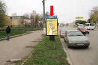 Ситилайт №175726 в городе Кропивницкий(Кировоград) (Кировоградская область), размещение наружной рекламы, IDMedia-аренда по самым низким ценам!