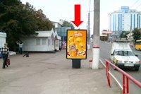 Ситилайт №175731 в городе Кропивницкий(Кировоград) (Кировоградская область), размещение наружной рекламы, IDMedia-аренда по самым низким ценам!