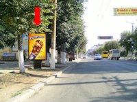 Ситилайт №175735 в городе Кропивницкий(Кировоград) (Кировоградская область), размещение наружной рекламы, IDMedia-аренда по самым низким ценам!