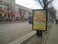 Ситилайт №175780 в городе Кропивницкий(Кировоград) (Кировоградская область), размещение наружной рекламы, IDMedia-аренда по самым низким ценам!