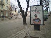 Ситилайт №175782 в городе Кропивницкий(Кировоград) (Кировоградская область), размещение наружной рекламы, IDMedia-аренда по самым низким ценам!