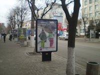 Ситилайт №175783 в городе Кропивницкий(Кировоград) (Кировоградская область), размещение наружной рекламы, IDMedia-аренда по самым низким ценам!