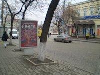 Ситилайт №175789 в городе Кропивницкий(Кировоград) (Кировоградская область), размещение наружной рекламы, IDMedia-аренда по самым низким ценам!
