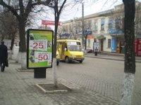 Ситилайт №175791 в городе Кропивницкий(Кировоград) (Кировоградская область), размещение наружной рекламы, IDMedia-аренда по самым низким ценам!