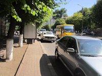 Ситилайт №175796 в городе Кропивницкий(Кировоград) (Кировоградская область), размещение наружной рекламы, IDMedia-аренда по самым низким ценам!