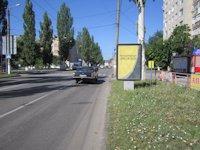 Ситилайт №175799 в городе Кропивницкий(Кировоград) (Кировоградская область), размещение наружной рекламы, IDMedia-аренда по самым низким ценам!