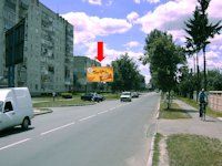 Билборд №175821 в городе Ковель (Волынская область), размещение наружной рекламы, IDMedia-аренда по самым низким ценам!