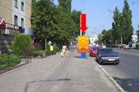 Ситилайт №176001 в городе Кременчуг (Полтавская область), размещение наружной рекламы, IDMedia-аренда по самым низким ценам!