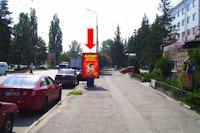 Ситилайт №176002 в городе Кременчуг (Полтавская область), размещение наружной рекламы, IDMedia-аренда по самым низким ценам!