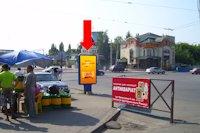 Ситилайт №176005 в городе Кременчуг (Полтавская область), размещение наружной рекламы, IDMedia-аренда по самым низким ценам!