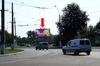 Билборд №176081 в городе Кременчуг (Полтавская область), размещение наружной рекламы, IDMedia-аренда по самым низким ценам!
