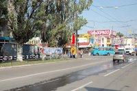 Ситилайт №176172 в городе Кременчуг (Полтавская область), размещение наружной рекламы, IDMedia-аренда по самым низким ценам!
