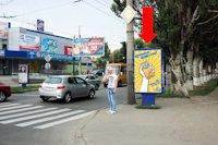 Ситилайт №176173 в городе Кременчуг (Полтавская область), размещение наружной рекламы, IDMedia-аренда по самым низким ценам!