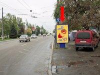Ситилайт №176175 в городе Кременчуг (Полтавская область), размещение наружной рекламы, IDMedia-аренда по самым низким ценам!