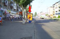 Ситилайт №176178 в городе Кременчуг (Полтавская область), размещение наружной рекламы, IDMedia-аренда по самым низким ценам!