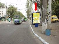 Ситилайт №176179 в городе Кременчуг (Полтавская область), размещение наружной рекламы, IDMedia-аренда по самым низким ценам!