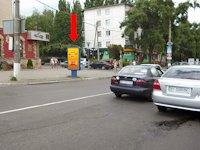 Ситилайт №176180 в городе Кременчуг (Полтавская область), размещение наружной рекламы, IDMedia-аренда по самым низким ценам!