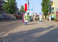 Ситилайт №176181 в городе Кременчуг (Полтавская область), размещение наружной рекламы, IDMedia-аренда по самым низким ценам!