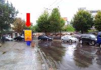 Ситилайт №177058 в городе Луцк (Волынская область), размещение наружной рекламы, IDMedia-аренда по самым низким ценам!