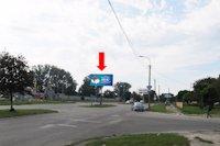 Билборд №177063 в городе Луцк (Волынская область), размещение наружной рекламы, IDMedia-аренда по самым низким ценам!