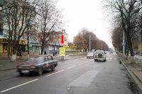 Ситилайт №177079 в городе Луцк (Волынская область), размещение наружной рекламы, IDMedia-аренда по самым низким ценам!