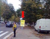 Ситилайт №177084 в городе Луцк (Волынская область), размещение наружной рекламы, IDMedia-аренда по самым низким ценам!