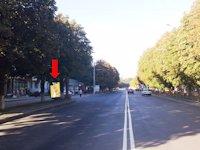 Ситилайт №177087 в городе Луцк (Волынская область), размещение наружной рекламы, IDMedia-аренда по самым низким ценам!