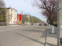 Ситилайт №177089 в городе Луцк (Волынская область), размещение наружной рекламы, IDMedia-аренда по самым низким ценам!