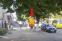 Ситилайт №177091 в городе Луцк (Волынская область), размещение наружной рекламы, IDMedia-аренда по самым низким ценам!