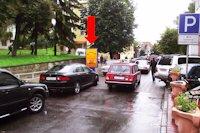 Ситилайт №177115 в городе Луцк (Волынская область), размещение наружной рекламы, IDMedia-аренда по самым низким ценам!