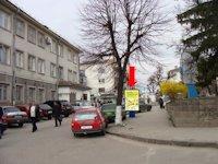 Ситилайт №177116 в городе Луцк (Волынская область), размещение наружной рекламы, IDMedia-аренда по самым низким ценам!
