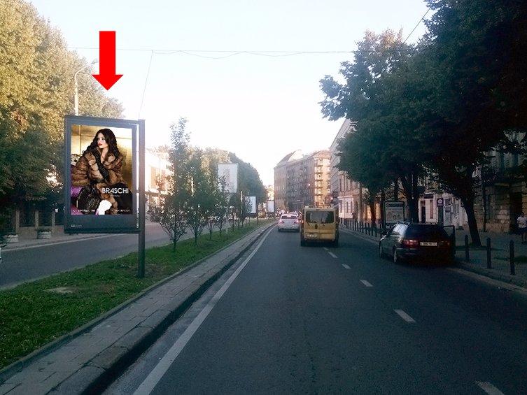Скролл №177516 в городе Львов (Львовская область), размещение наружной рекламы, IDMedia-аренда по самым низким ценам!