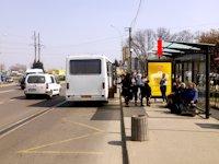 Ситилайт №177542 в городе Львов (Львовская область), размещение наружной рекламы, IDMedia-аренда по самым низким ценам!