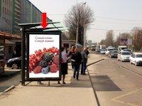 Ситилайт №177543 в городе Львов (Львовская область), размещение наружной рекламы, IDMedia-аренда по самым низким ценам!