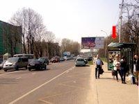 Ситилайт №177544 в городе Львов (Львовская область), размещение наружной рекламы, IDMedia-аренда по самым низким ценам!