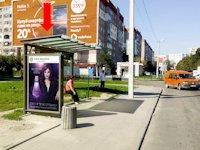 Ситилайт №177552 в городе Львов (Львовская область), размещение наружной рекламы, IDMedia-аренда по самым низким ценам!