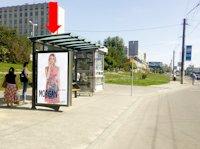 Ситилайт №177554 в городе Львов (Львовская область), размещение наружной рекламы, IDMedia-аренда по самым низким ценам!