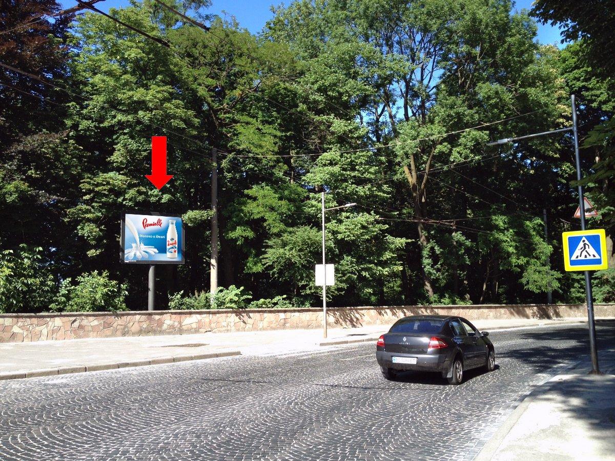 Скролл №177637 в городе Львов (Львовская область), размещение наружной рекламы, IDMedia-аренда по самым низким ценам!