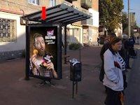 Ситилайт №177645 в городе Львов (Львовская область), размещение наружной рекламы, IDMedia-аренда по самым низким ценам!