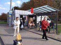 Ситилайт №177652 в городе Львов (Львовская область), размещение наружной рекламы, IDMedia-аренда по самым низким ценам!