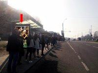 Ситилайт №177785 в городе Львов (Львовская область), размещение наружной рекламы, IDMedia-аренда по самым низким ценам!