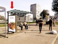 Ситилайт №177851 в городе Львов (Львовская область), размещение наружной рекламы, IDMedia-аренда по самым низким ценам!